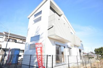 【外観】MLH善行新築戸建1棟