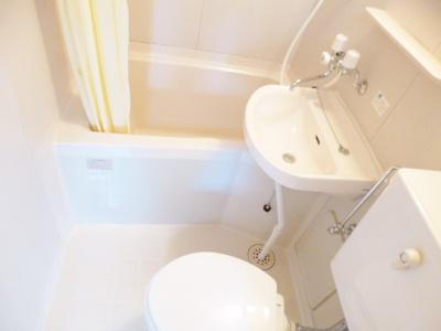 【トイレ】フタバハイツ