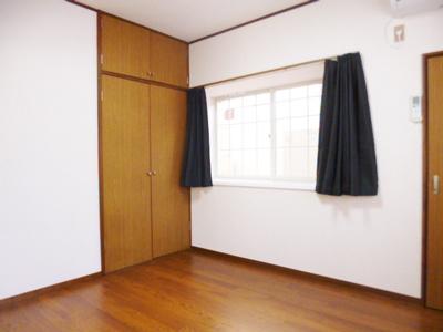 【寝室】フタバハイツ