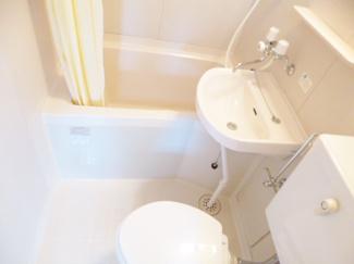 【浴室】フタバハイツ