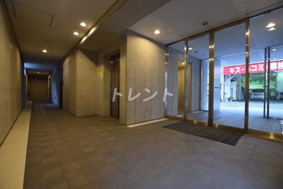 【エントランス】メゾンドヴィレ東神田