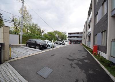 【駐車場】ヒューリックコート元代々木