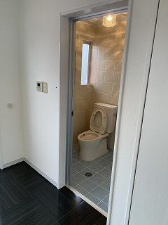【トイレ】桜ちゃんアパート