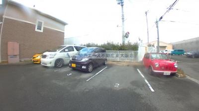 【駐車場】セイスカーサ弥生