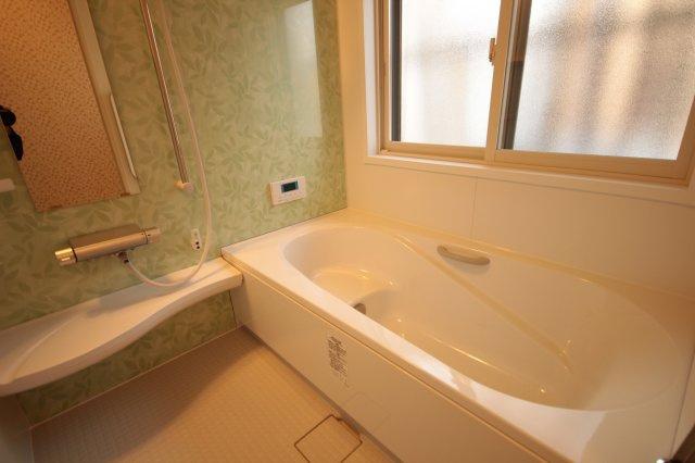 【浴室】米沢市花沢町1丁目 2階建て中古物件リフォーム済