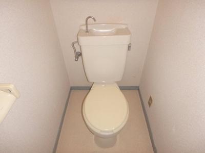 【トイレ】エステートパレス