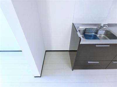 【キッチン】ガレージハウスみゆき