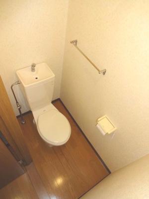 【トイレ】RSKビル