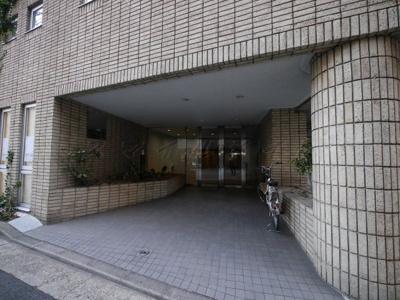 【エントランス】レヂデンス・リバーストーン