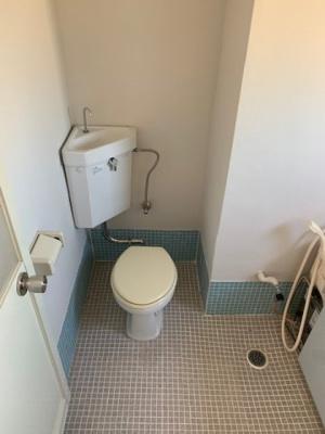 【トイレ】丸カントリーコーポ