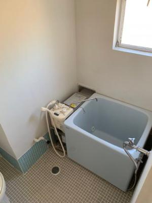 【浴室】丸カントリーコーポ