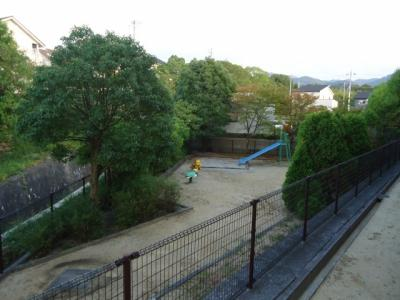 敷地内公園あり