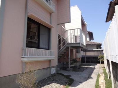 【駐車場】リラハイツ