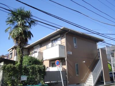 積水ハウス施工の賃貸住宅シャーメゾン♪東急東横線「綱島」駅より徒歩11分!コンビニやドラッグストアが近くて便利な立地にある2階建てアパートです☆