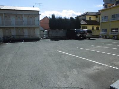 【駐車場】伊勢崎市下植木町アパート