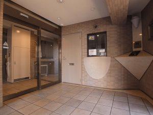 【エントランス】グランシャリオ府中弐番館 6階