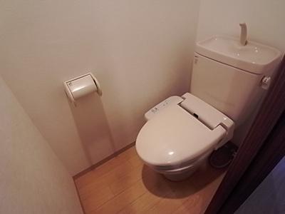 【トイレ】サムティ・ラガール住道
