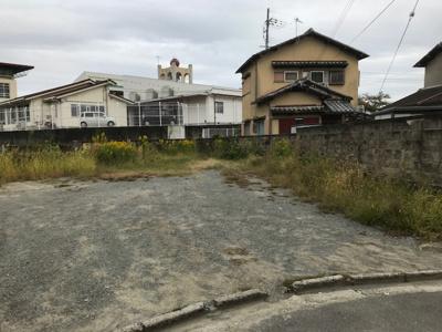 【外観】【売地】岩出中学校区・56044