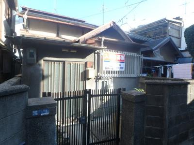 【外観】横沼町3丁目貸家