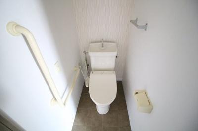【トイレ】ラポール大谷
