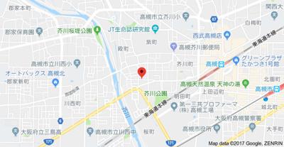 【地図】クレスト㈱Roots