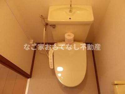 【トイレ】レジデンス清里