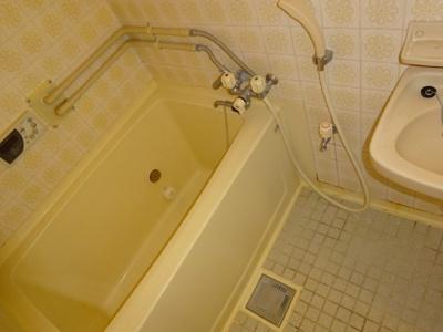 【浴室】ローズハイツ茨木