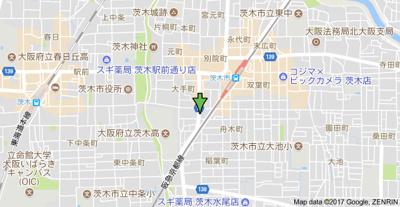 【地図】Mt.