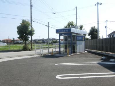 四国銀行野市みどり野ATMまで徒歩1分です。