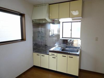 【キッチン】コーポ有明大橋
