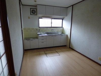 【キッチン】石田貸家(西太田町)