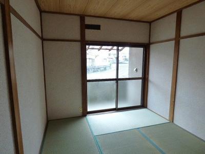 【寝室】石田貸家(西太田町)