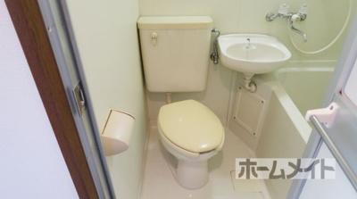 【トイレ】ハイツ沢良木