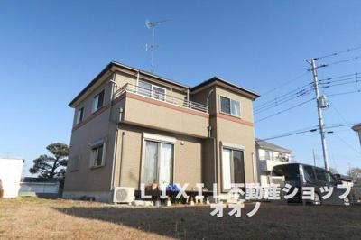 【外観】加須市常泉 築浅一戸建