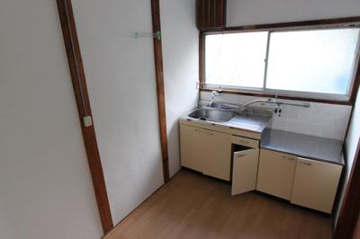 【キッチン】大谷住宅