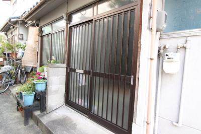 【玄関】大谷住宅
