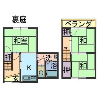 上田住宅 北棟