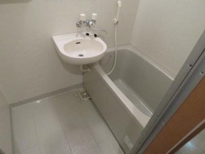 【浴室】グリーンハイツ豊川1