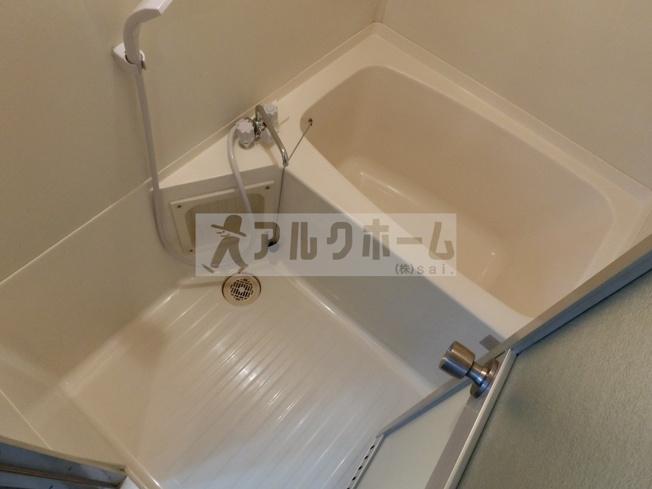 広光ハイツ(柏原市法善寺・法善寺駅・JR志紀駅) 浴室