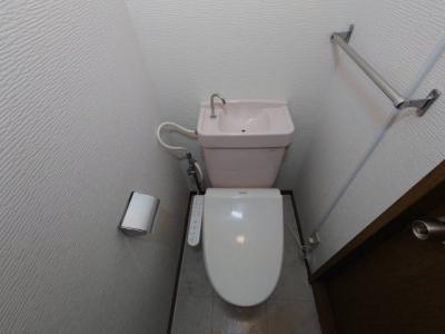 【トイレ】メゾンカトレア