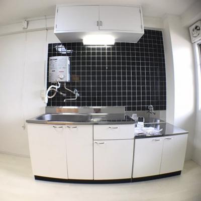 【キッチン】OS・SKY第一不二ビル