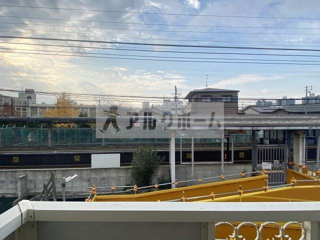 アンソレイユ 室内洗濯機置き場