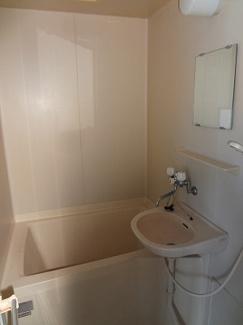 【浴室】野口ハイツ