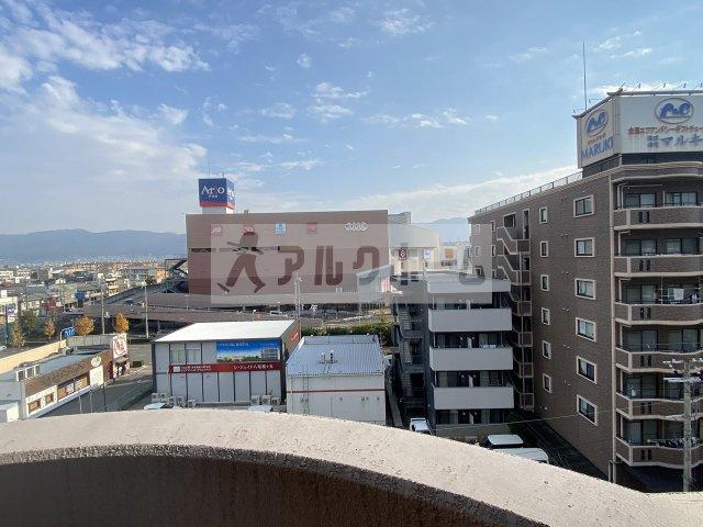 ルミエール八尾2 洗面所