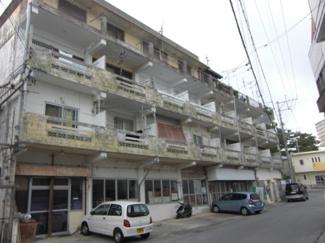 奥浜アパートA★浦添市城間エリア