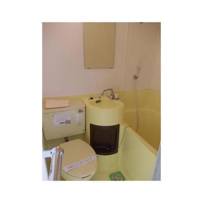 ジュネパレス稲毛第11の風呂