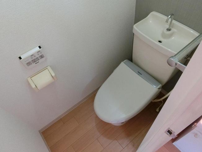 リュミエール寺川 温水洗浄便座