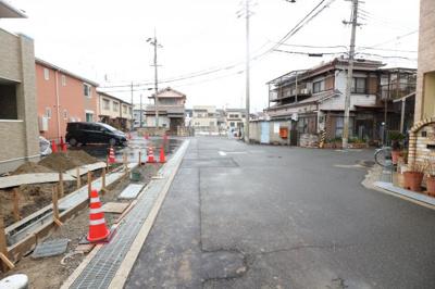 【周辺】上野町アパートA棟