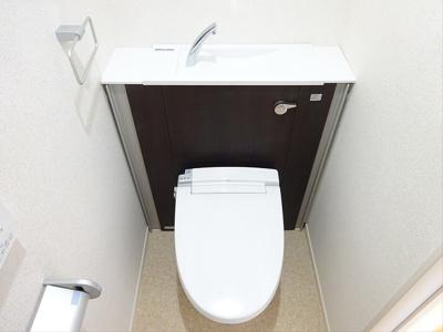 【トイレ】キャステル下北沢