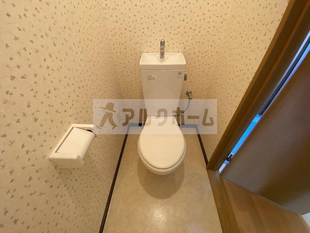 【トイレ】マウントソフィア